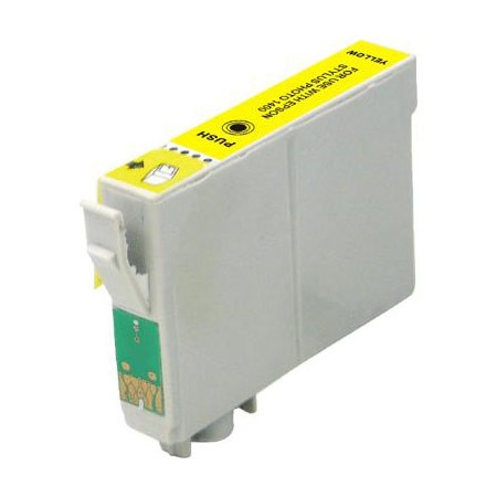 Compatible Epson T0424 Yellow Inkjet Cartridge