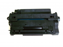 Compatible HP CE255A (55A) Black Toner Cartridge