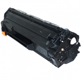 Compatible HP CE278A (78A) Black Toner Cartridge