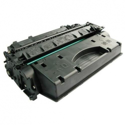 Compatible HP CE505X (05X) High Capacity Black Toner Cartridge