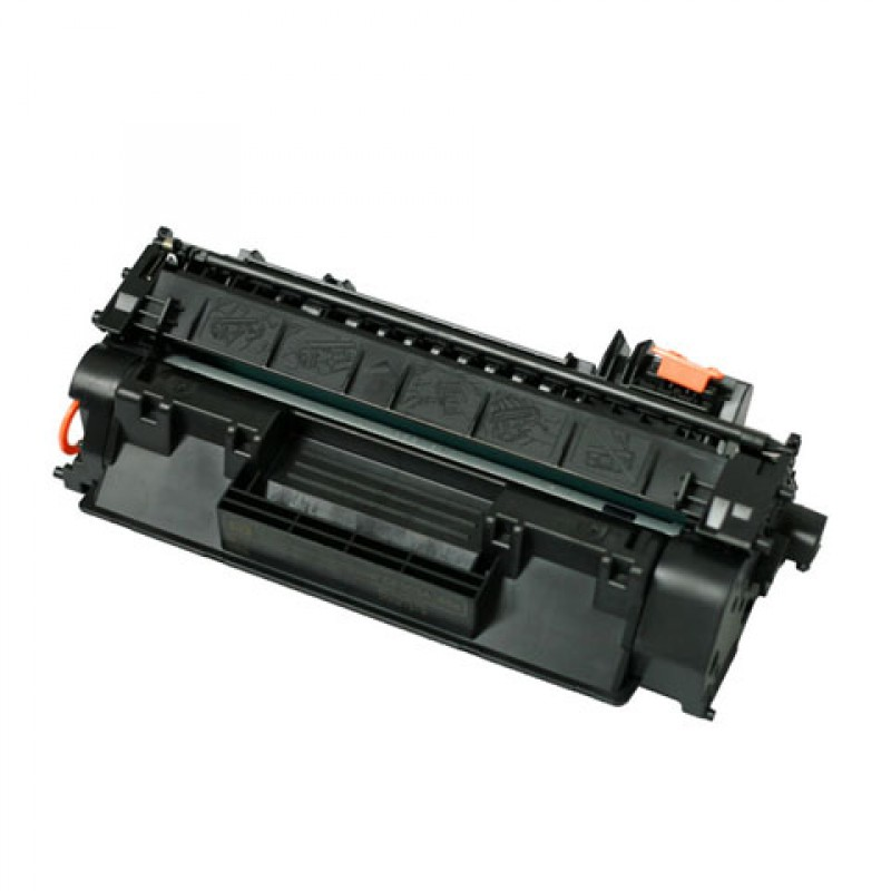 Compatible Hewlett Packard CF280X (80X) High Capacity Black Toner Cartridge