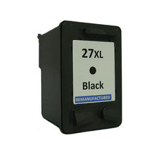 Compatible HP HP27 (XL) Black Inkjet Cartridge