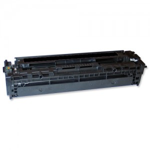 Compatible Hewlett Packard 125A (CB540A) Black Toner Cartridge