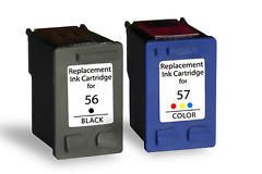 Compatible HP (Dual Pack) HP56 / HP57 Inkjet Cartridges