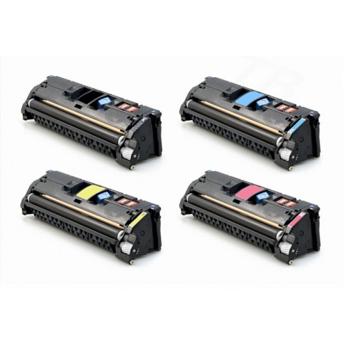 Compatible HP 121A (C9700A/C9701A/C9702A/C9703A) Multi-Pack
