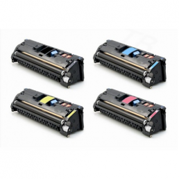 Compatible HP 122A (Q3960A/Q3961A/Q3962A/Q3963A) Multi-Pack
