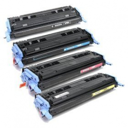 Compatible HP 124A (Q6000A/Q6001A/Q6002A/Q6003A) Multi-Pack