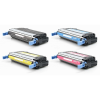 Compatible HP 643A (Q5950A/Q5951A/Q5952A/Q5953A) Multi-Pack