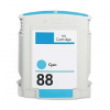 Compatible HP HP88 Cyan Inkjet Cartridge