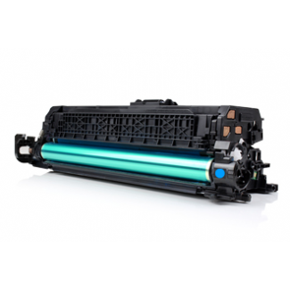 Compatible Hewlett Packard (CF031A) Cyan Toner Cartridge