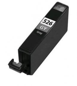 Compatible Canon CLI-526GY Grey Inkjet Cartridge