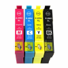 Compatible Epson (29XL)  (Mega 4 Pack) Inkjet Cartridges