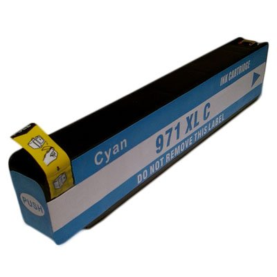Compatible HP HP971 (XL) Cyan Inkjet Cartridge