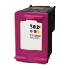 Compatible HP 302XL Colour Inkjet Cartridge