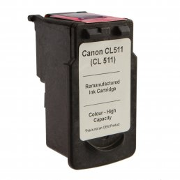 Compatible Canon CL-511 (XL) Colour Inkjet Cartridge