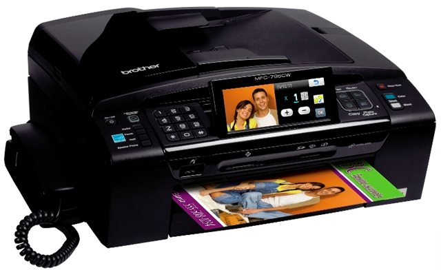 BROTHER MFC-795CW PRINTER DRIVER DOWNLOAD