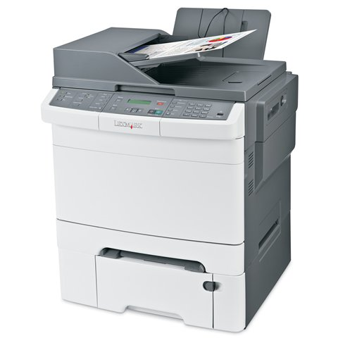 DOWNLOAD DRIVERS: LEXMARK X546DTN