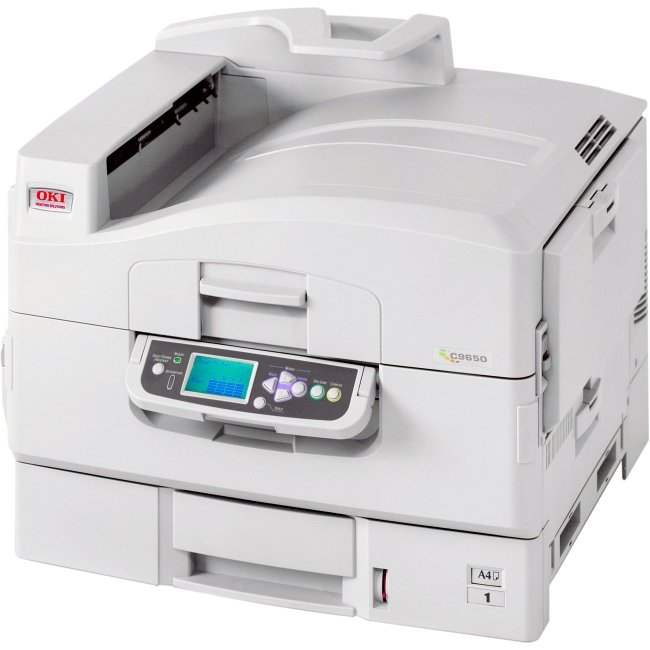 OKI C9650 PRINTER TREIBER WINDOWS 7