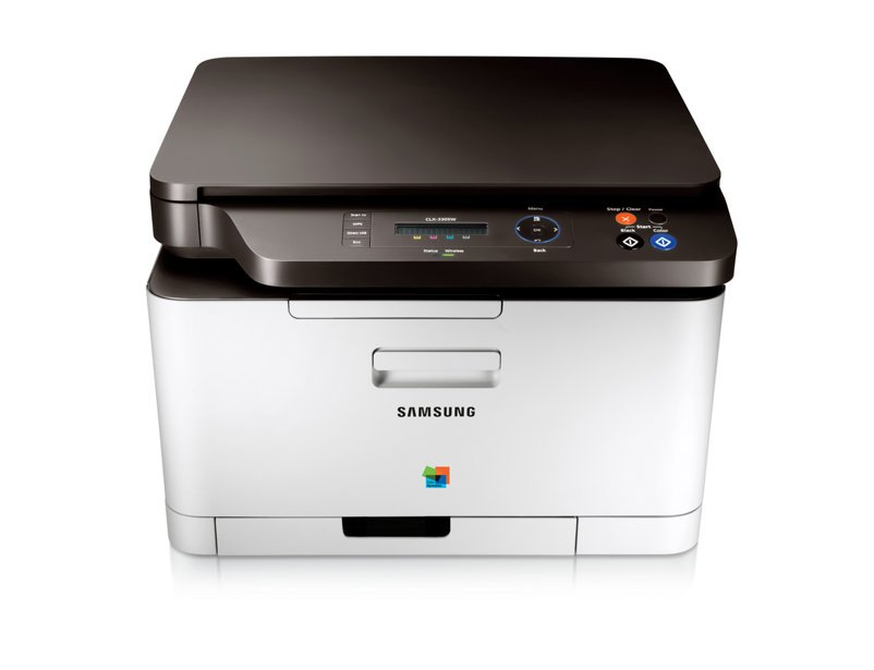 samsung clx 3305w toner cartridges free next day delivery. Black Bedroom Furniture Sets. Home Design Ideas