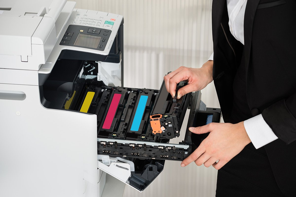 maintain ink cartridges